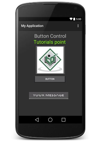 can we make android application with