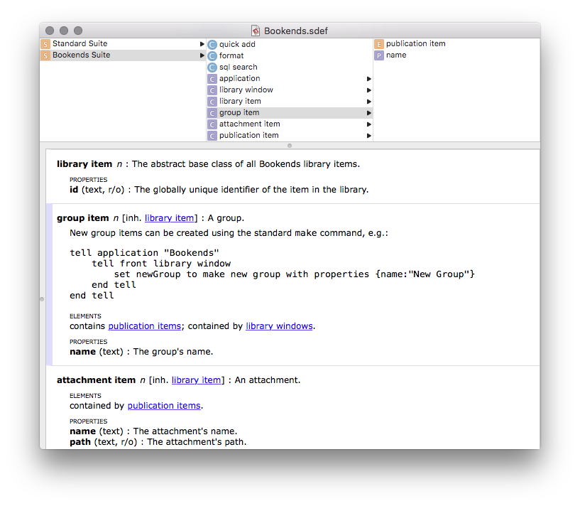 applescript tell application to open file