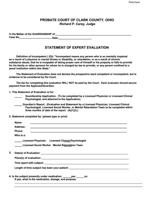 form 1 application family court wa