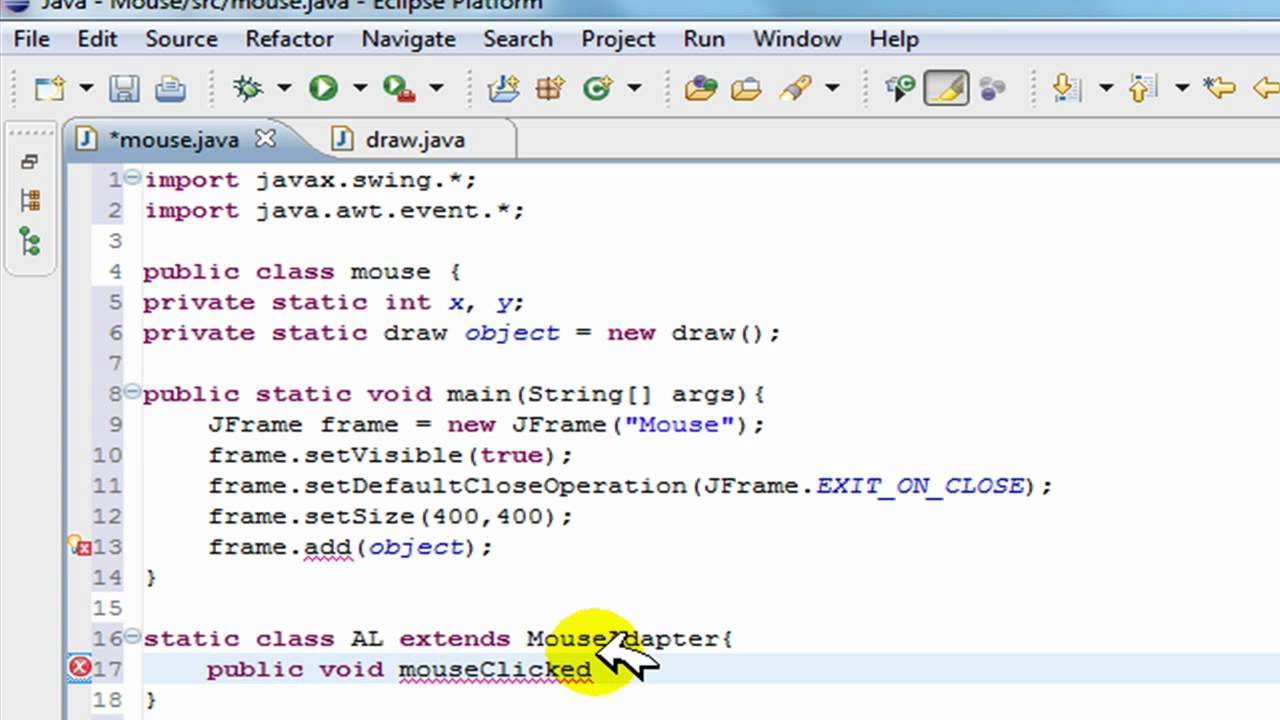 convert java swing application to applet