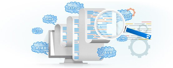 web based application development languages