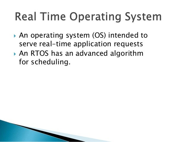 embedded system applications in military and aerospace ppt
